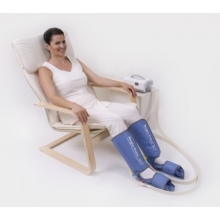 Опция для аппарата Angio Press — манжета для ноги