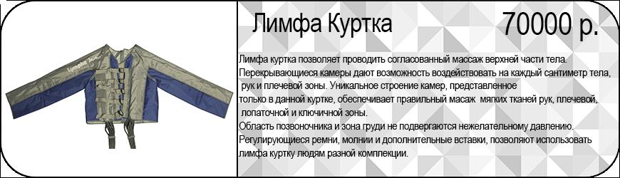 Лимфа Куртка